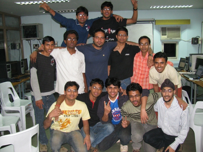 Bitwise 2010 team